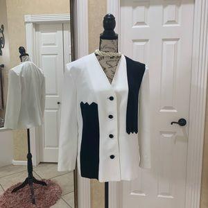 Vintage Lilli Ann Lined Jacket